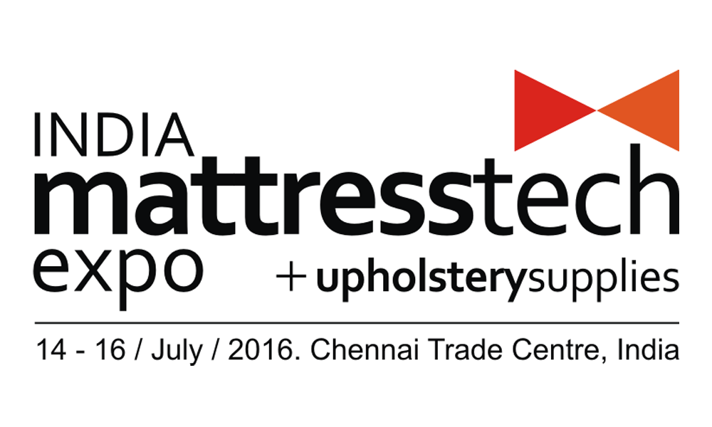 Amelco to take part at the India Mattress Tech Expo 2016
